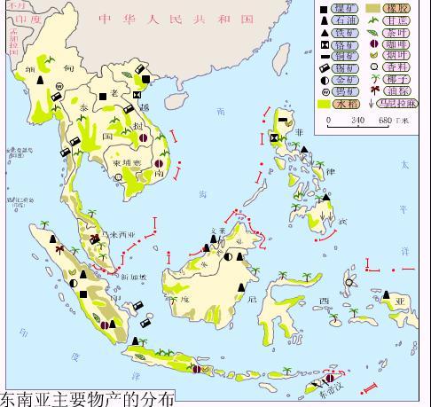 東南亞礦產資源介紹 - 每日頭條