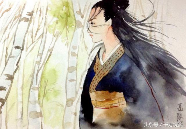 唐傳奇人物故事:聶隱娘 - 每日頭條