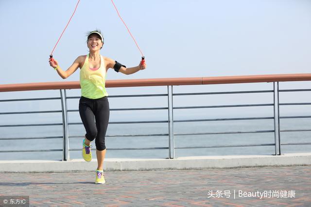 運動消耗熱量第一名是跳繩!減肥運動要注重什麼? - 每日頭條