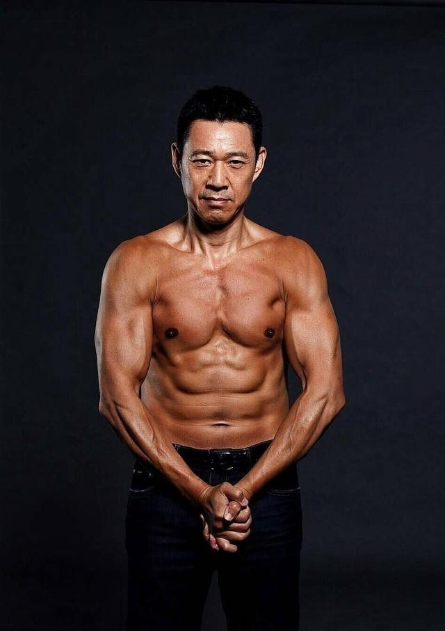 中國著名演員張豐毅 - 每日頭條