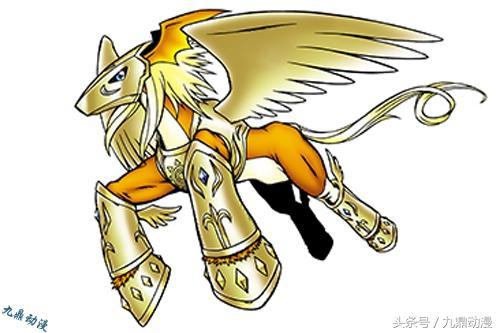 """巴達獸諸多神聖系的進化路線中,在金石鈕雕飾的藝術中,居然會將我進化成天馬獸。"""" """"現在看來,哪一條才是最強形態?天馬獸墊底 - 每日頭條"""