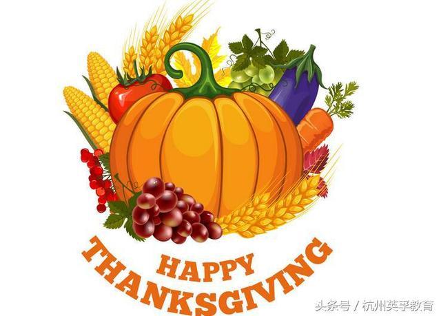 感恩節別再用Happy Thanksgiving! - 每日頭條