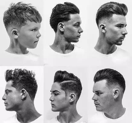 #男生髮型# #復古油頭#無法超越的經典,360度帥炸一片! - 每日頭條