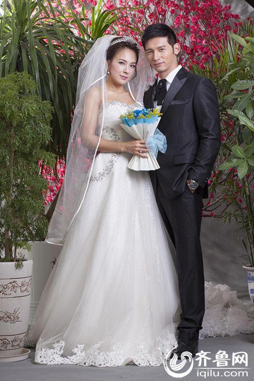 《如果愛可以重來》蔡妍純美結婚照 插足終成正果 - 每日頭條