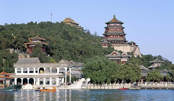 北京旅遊必去的景點——頤和園 - 每日頭條