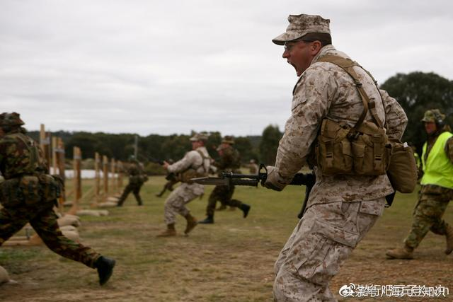 「狂風怒號」美國海軍陸戰隊Oorah口號的來源 - 每日頭條