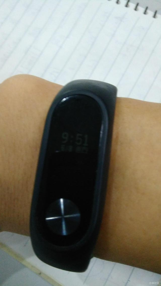 小米科技旗下產品 小米手環2 深陷螢幕質量門 - 每日頭條