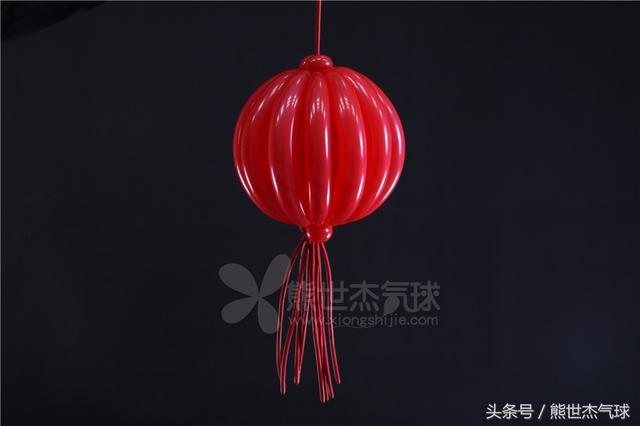 氣球造型——燈籠4 - 每日頭條
