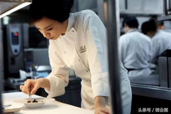 臺灣美女主廚陳嵐舒奪「亞洲最佳女廚師」 - 每日頭條