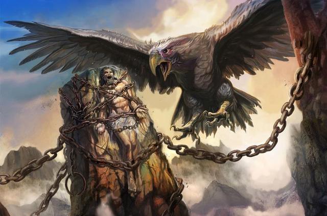 《海賊王》漫畫843話:大媽雙手竟然擁有古希臘神話兩位大神 - 每日頭條