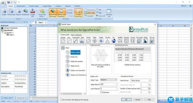 SigmaPlot 14.0 數據分析繪圖軟體 - 每日頭條