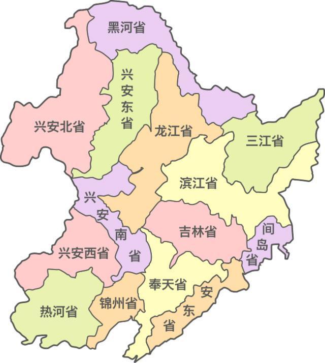 偽滿洲國首都計劃|日本軍國的大東亞迷夢 - 每日頭條