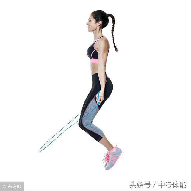 中考一分鐘速度跳繩的要領和方法 - 每日頭條