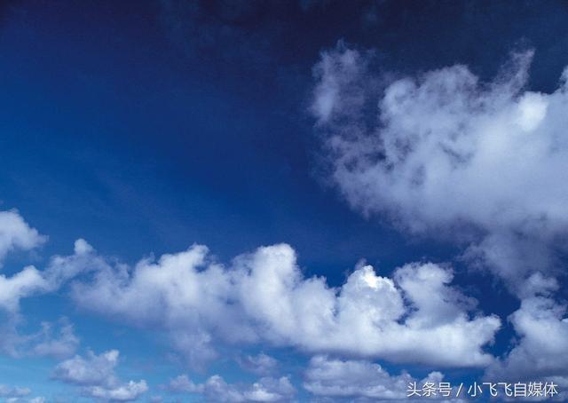 藍藍的天上白雲飄 - 每日頭條