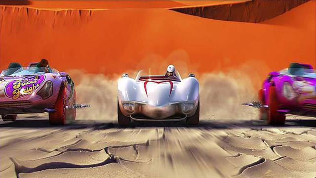 科幻電影《極速賽車手》影評:甘冒天下之大不韙 - 每日頭條