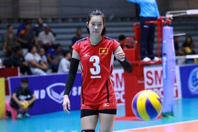 菲律賓女排超新星強勢加盟日本聯賽 身高1米96全面壓過越南小朱婷 - 每日頭條