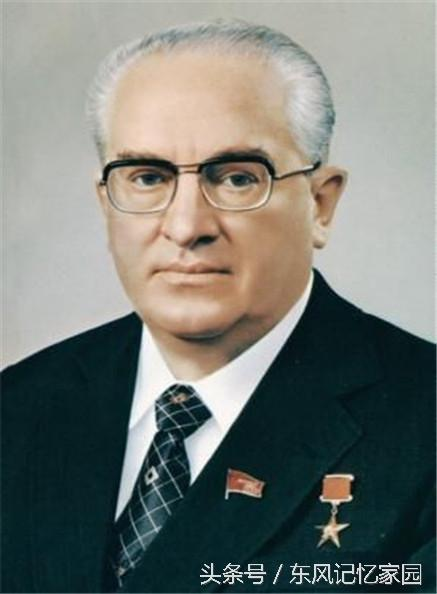 蘇聯歷任領導人 - 每日頭條
