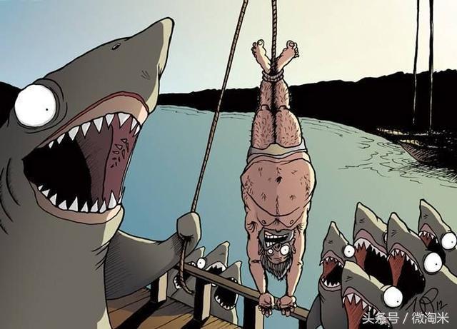 已經在地球上生存了五億年的鯊魚,真的沒有天敵嗎? - 每日頭條