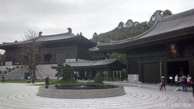 李嘉誠15億建寺廟 慈山寺 - 每日頭條