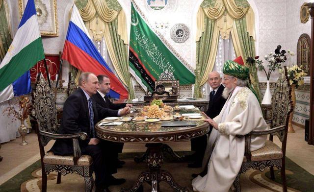 俄羅斯最強悍的自治國,有蒙古人血統,讓俄羅斯都不得不屈服妥協 - 每日頭條