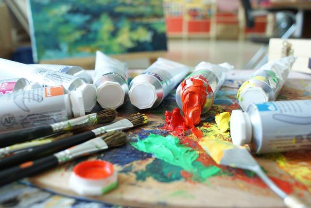 乾貨!教你怎樣區分水粉畫和水彩畫 - 每日頭條