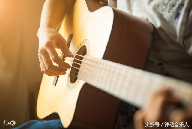 吉他和弦的重要性不言而喻,五點建議供參考 - 每日頭條