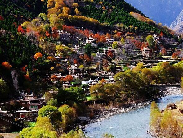 國慶出遊成都到丹巴旅遊攻略-巴蜀川藏行 - 每日頭條