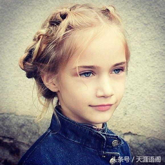 俄羅斯冷艷女孩瑪爾塔·克里洛娃(Marta Krylova) - 每日頭條