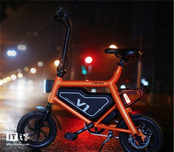 1699元,小米有品上架電動自行車:小巧體型,單手可提 - 每日頭條