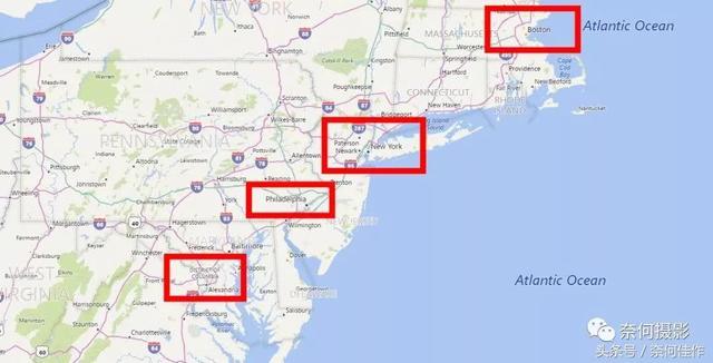 2018美國東部波士頓紐約費城三城自助游攻略(3)初到波士頓 - 每日頭條