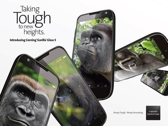 康寧第五代大猩猩玻璃實測:不怕摔 摔不怕! - 每日頭條