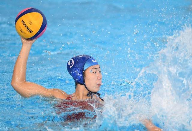 中國女子水球隊「兵發」光州游泳世錦賽 - 每日頭條