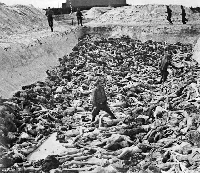 600萬人慘遭屠殺的種族滅絕——回顧二戰時期的納粹大屠殺 - 每日頭條