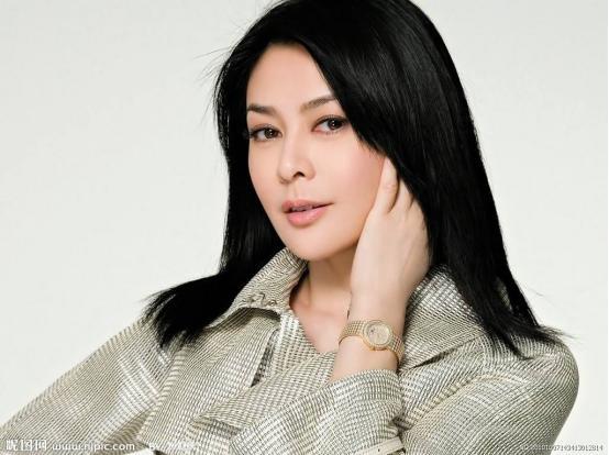香港的這些美女明星你認識幾個?可以看出你的年齡 - 每日頭條