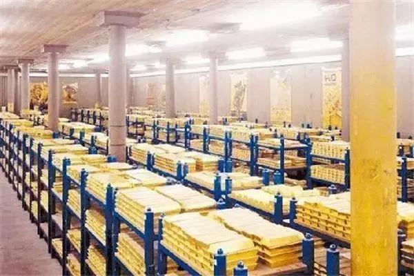 2017全球黃金儲備最高的十個國家,中國第五,第一毫無懸念! - 每日頭條