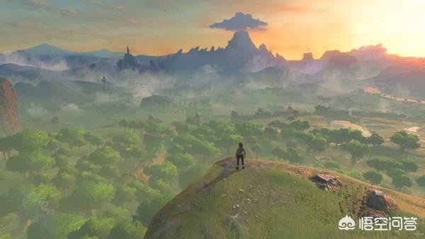 塞爾達傳說 荒野之息 一個重新定義了開放世界的偉大的遊戲 - 每日頭條