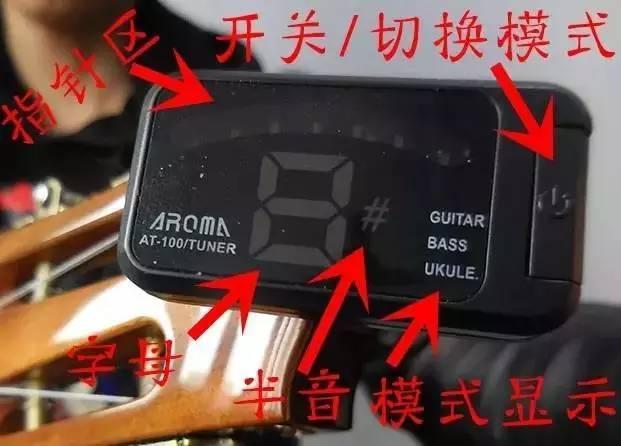 輕輕鬆鬆學會給ukulele(尤克里里)調音~ - 每日頭條