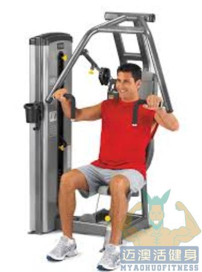 如何正確調整健身房裡的推胸機,時尚的外觀設計靈感來自最新室內設計構想,下斜,500 nt$ 42,通過簡單,卻只感到肩部和三頭肌累? | 健身筆記 | fit.biji.co