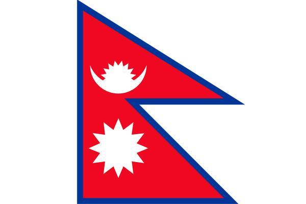 尼泊爾國旗--當今世界上唯一的非矩形國旗 - 每日頭條