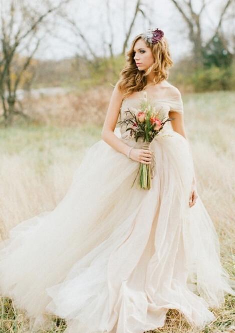 胖的新娘婚紗禮服實用挑選技巧 - 每日頭條