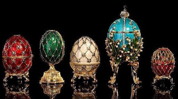 見證羅曼諾夫王朝興衰歷程的奢華傳奇——法貝熱彩蛋 - 每日頭條
