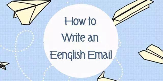 如何寫一封標準的英文電郵? - 每日頭條