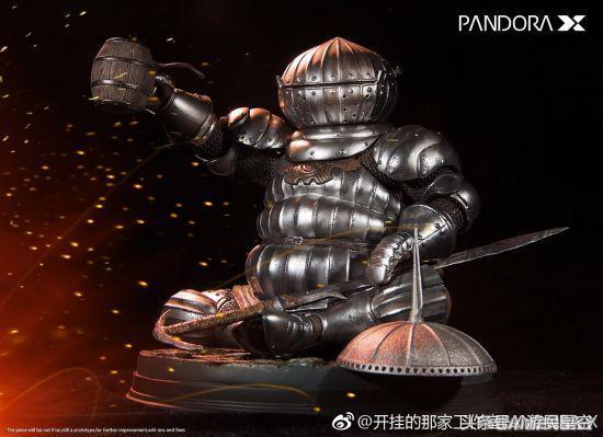 國內工作室製作《黑魂3》洋蔥騎士手辦 售價1260元 - 每日頭條