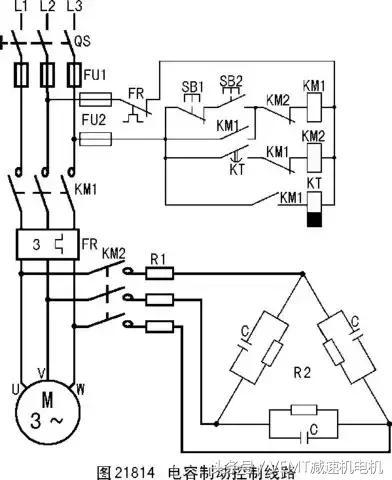 單向反接制動控制線路如何接原理是什麼? - 每日頭條