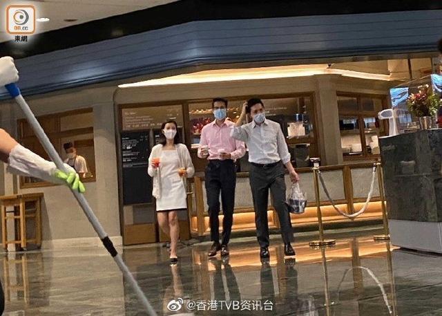 回律師樓做白領嫌工資低!TVB力捧港姐離巢才半年已後悔 - 每日頭條