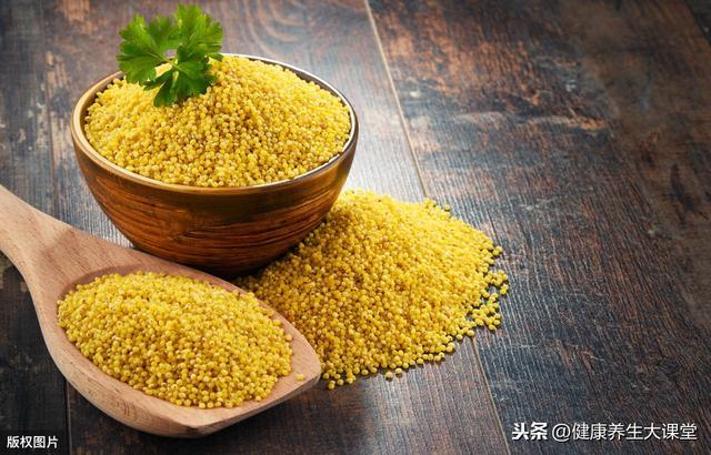 終於集齊了,黑米,糯米,小米,薏米等所有米區別,別再吃錯了 - 每日頭條