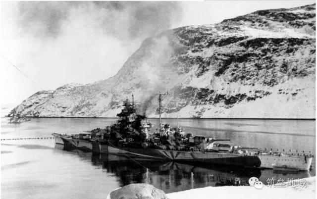 奇襲「提爾比茨」號:二戰英軍「水源」行動始末 - 每日頭條