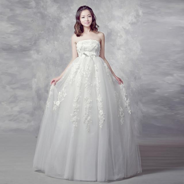 身材豐滿的新娘如何搭配新娘禮服款式會更好? - 每日頭條