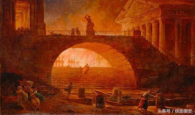 魔鬼化身的羅馬皇帝尼祿:登基後殺死母親,逼死老師 - 每日頭條
