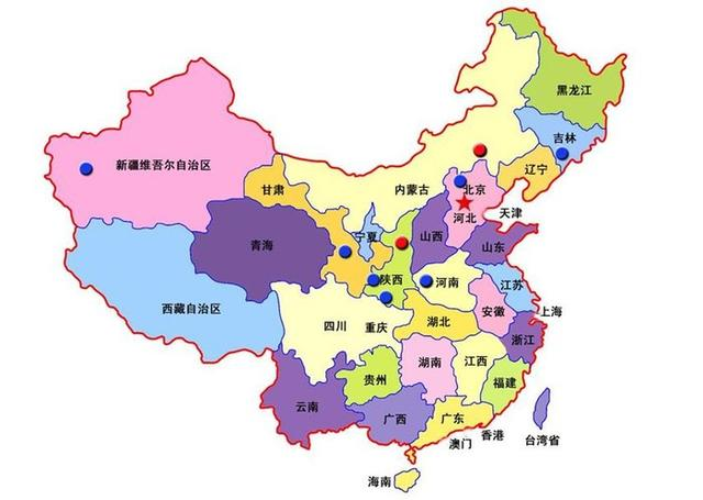 為什麼有黑龍江沒白龍江 有四川沒五川 中國省名由來知多少 - 每日頭條